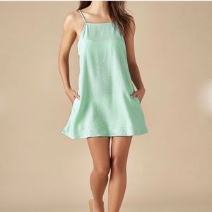 Onia Daphne Dress swimsuit coverup